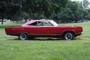 1969 Plymouth GTX 1250 miles